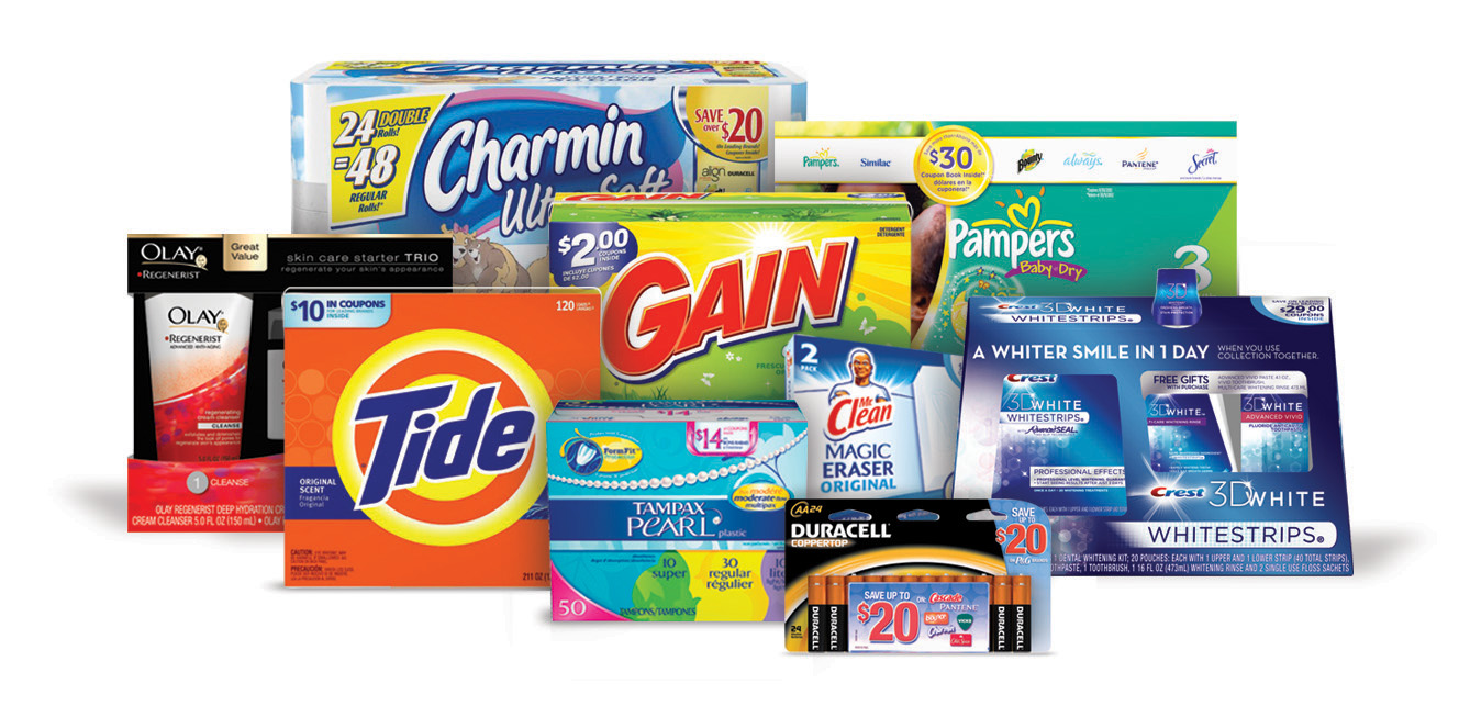 Procter and gamble olay coupons