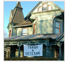 Free Bed and Breakfast for Veterans