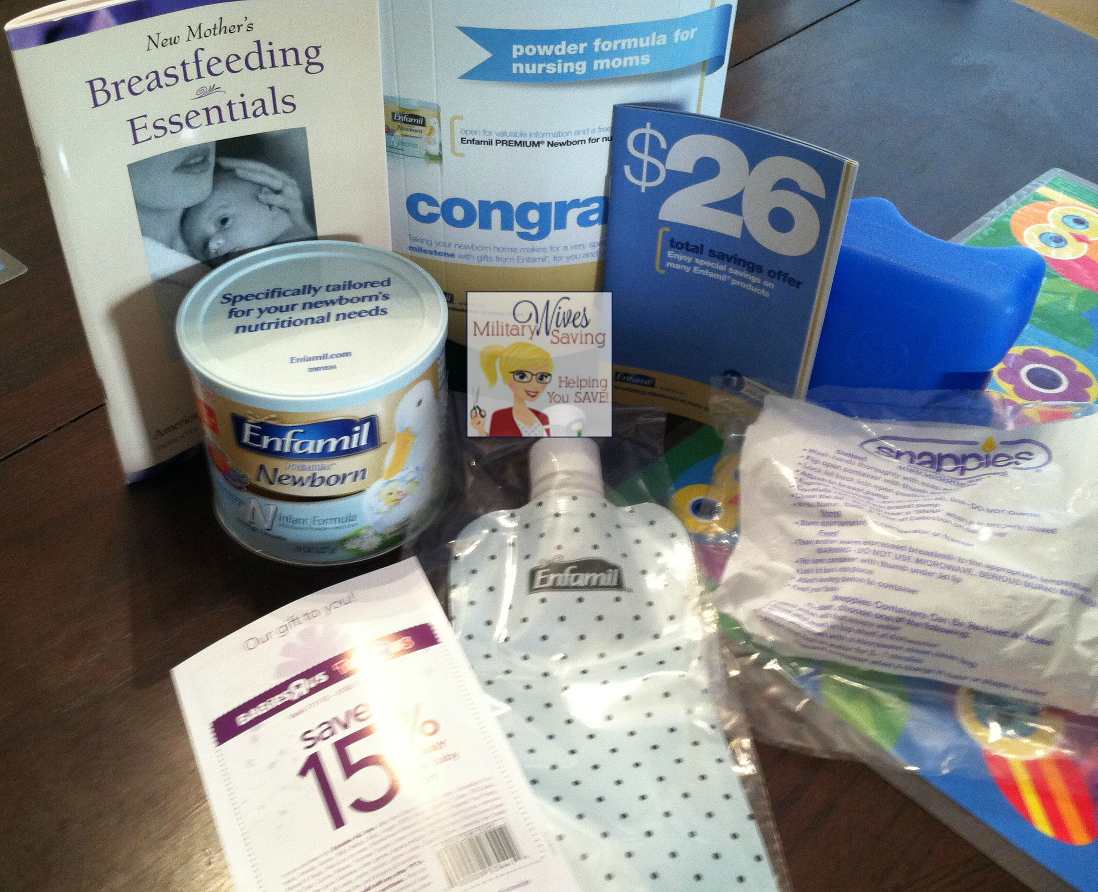 Get Free Baby Formula Diaper Bags Coupons And More From