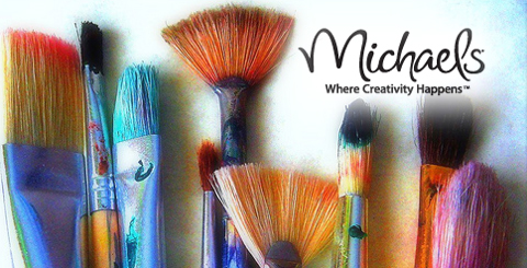 New michaels arts crafts coupon 5 off a 25 purchase for Michael arts and craft