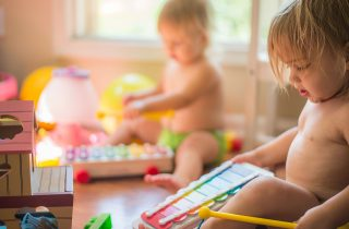 Importance of Baby Playdates