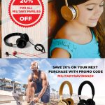 Exclusive Puro Sound 20% OFF Military Discount