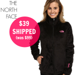 The North Face Women's Osito Jacket Only $39 Shipped (was $99)