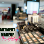 Which is Better: Department Store or Drugstore Makeup?