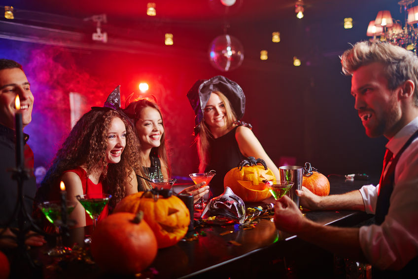 FUN Halloween Activities for Couples without Kids