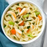 Gluten Free Slow Cooker Chicken Noodle Soup: It's Good For Your Soul!
