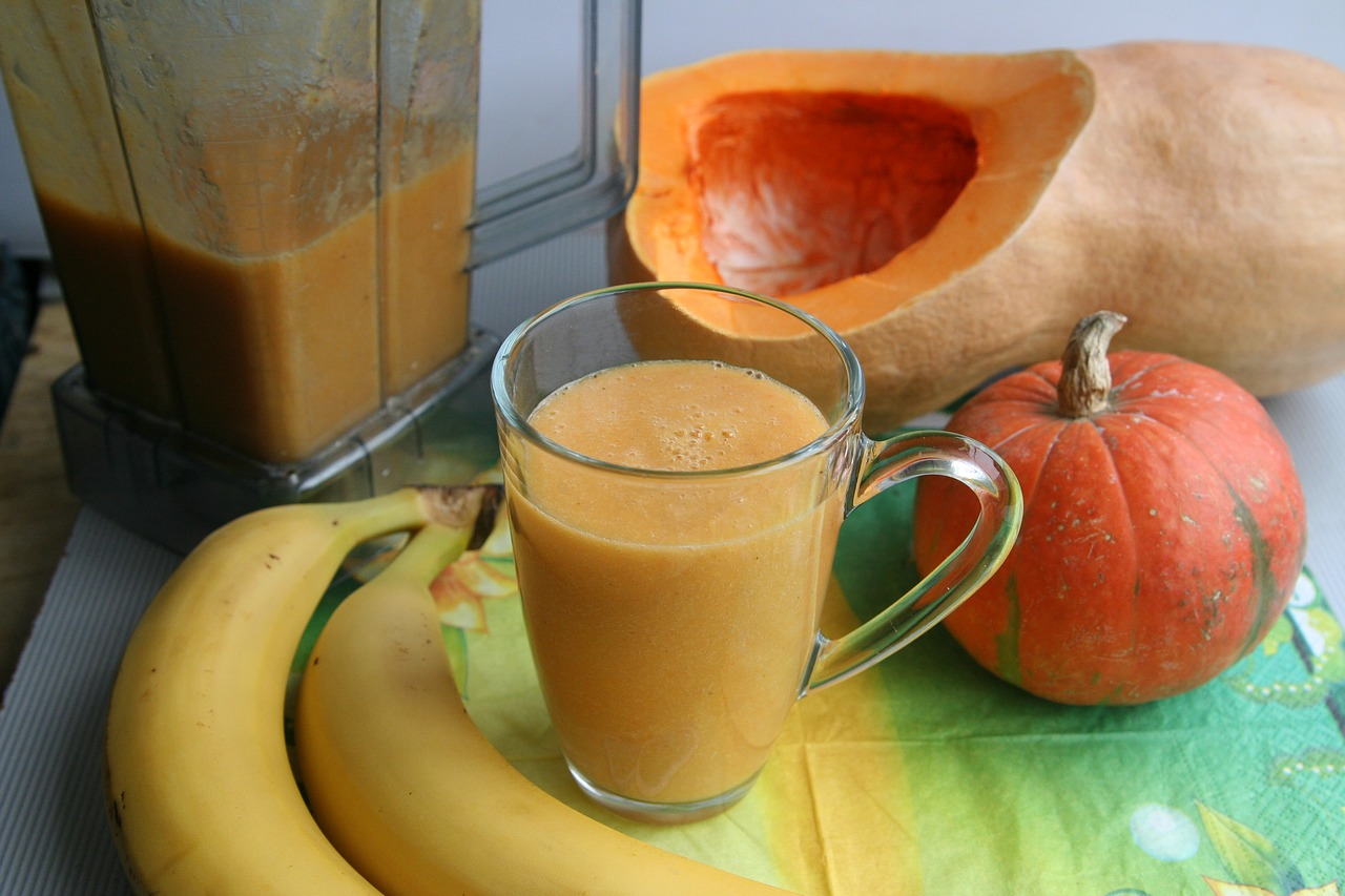 Healthy Pumpkin Smoothie Recipe