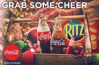 Grab Some Cheer with Coca-Cola® Ham + Nabisco® Ritz Recipes