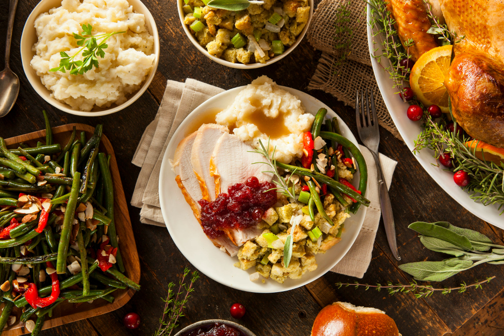Healthy Thanksgiving Recipes and Alternatives