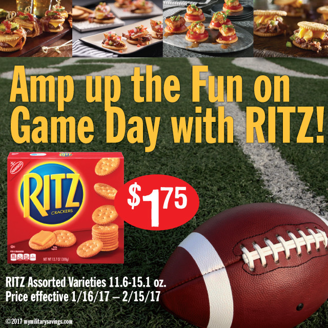 Ritz Cracker Deal