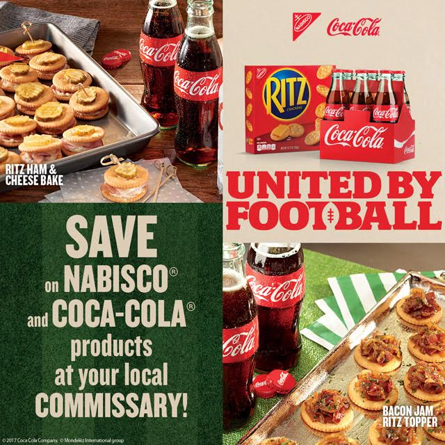 Recipes and Savings for the BIG GAME from Coca-Cola® + Nabisco®!