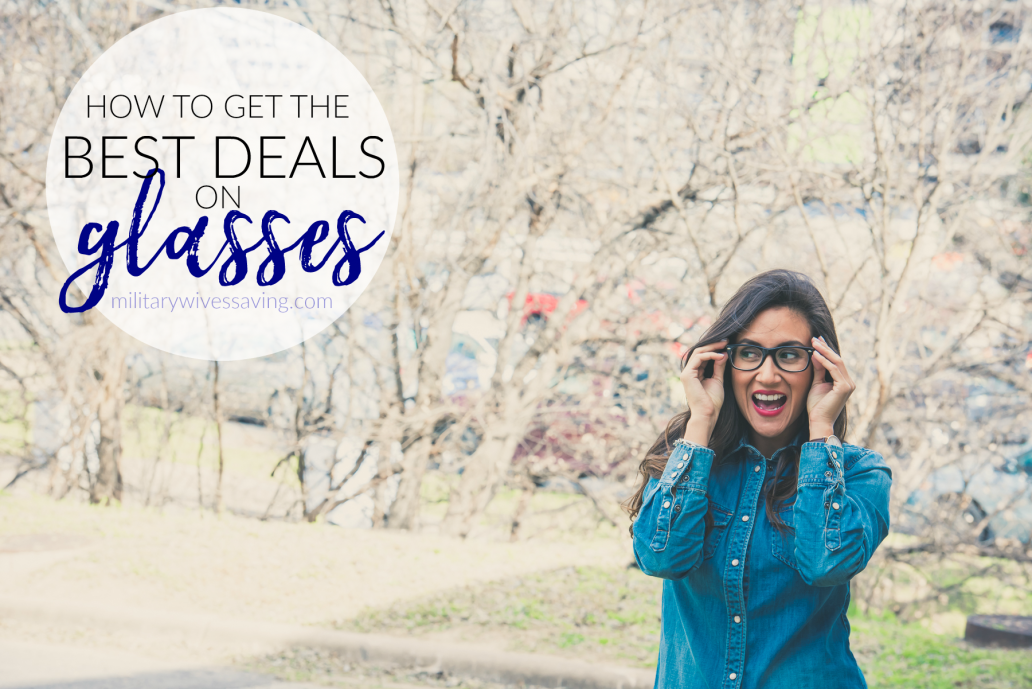 how to get the best deals on glasses