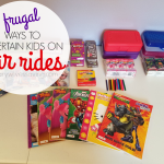 Frugal Ways to Entertain Kids on Long Car Rides