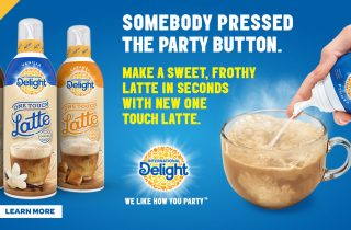 A Latte To Love – New International Delight One Touch Latte Review