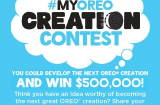 #MYOREOCREATION Contest – Create the new OREO flavor!