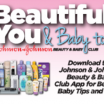 Join the NEW Johnson & Johnson Beauty and Baby Club and GET REWARDED!