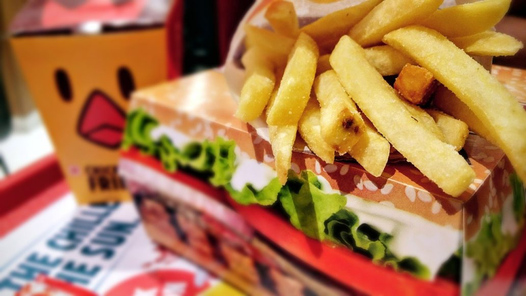 how to make fast food healthy choices
