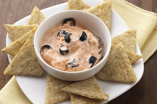 2 minute cream cheese dip