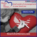 Hearts for Heroes: Customizable Pillow Gifts for Military & Family