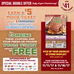 FREE Fresh or Frozen Turkey at the Commissary (After Coupons)