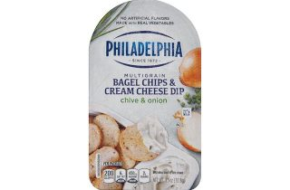 SAVE $1.00 on TWO (2) PHILADELPHIA Bagel Chips & Cream Cheese Dip