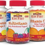NEW Nature Made Kids First Gummy Vitamins Review
