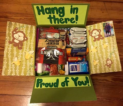 Chronicles of a Military Spouse: Care Packages