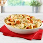 Meatball Scalloped Potatoes with Armour® Meatballs