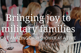 Operation Baby Shower ~ For Moms-To-Be When DH is Overseas