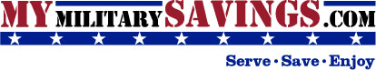 My Military Savings Logo