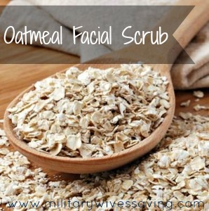 Make Homemade Oatmeal Scrub for Your Face
