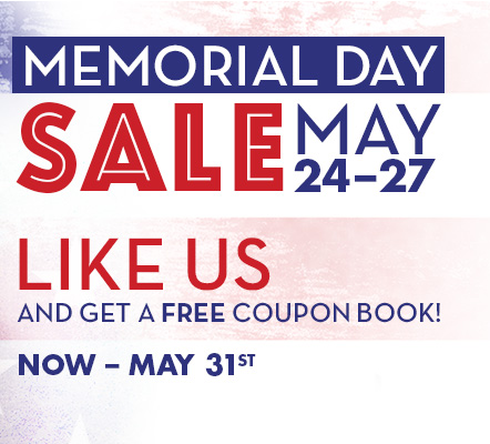 Tanger Outlets Memorial Day Sales Coupon Book