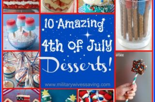 Amazingly Delicious 4th of July Desserts