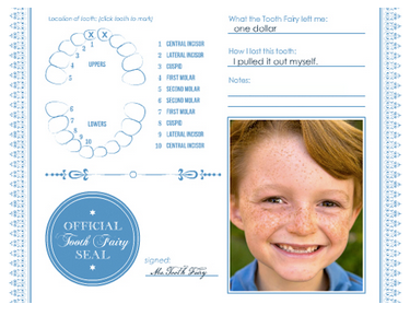 image about Free Printable Tooth Fairy Certificate identified as No cost Printable Teeth Fairy Certification!