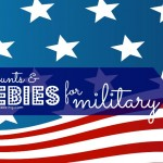 Military Discounts & Freebies for Service Members & Families