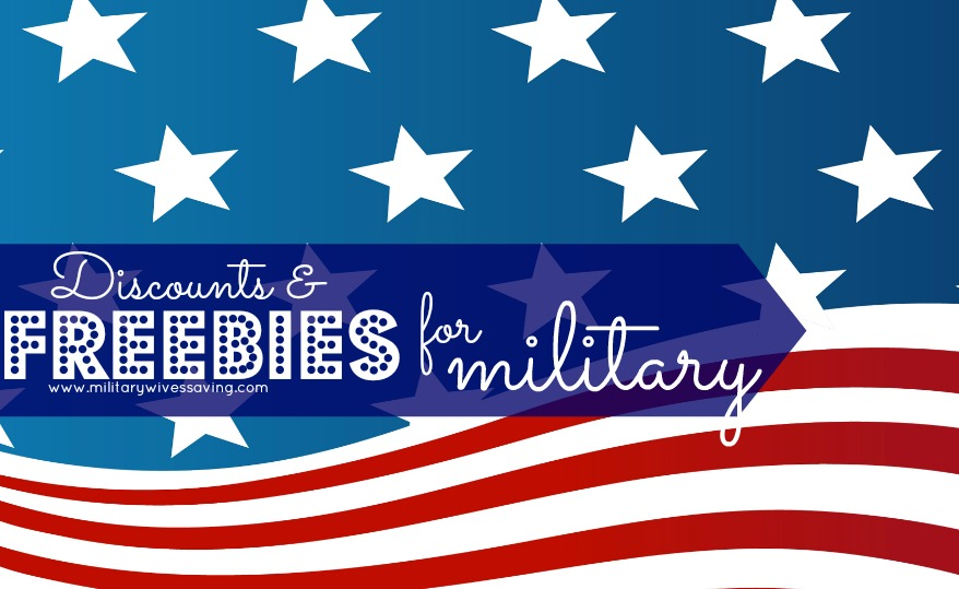 Military Discounts and Freebies