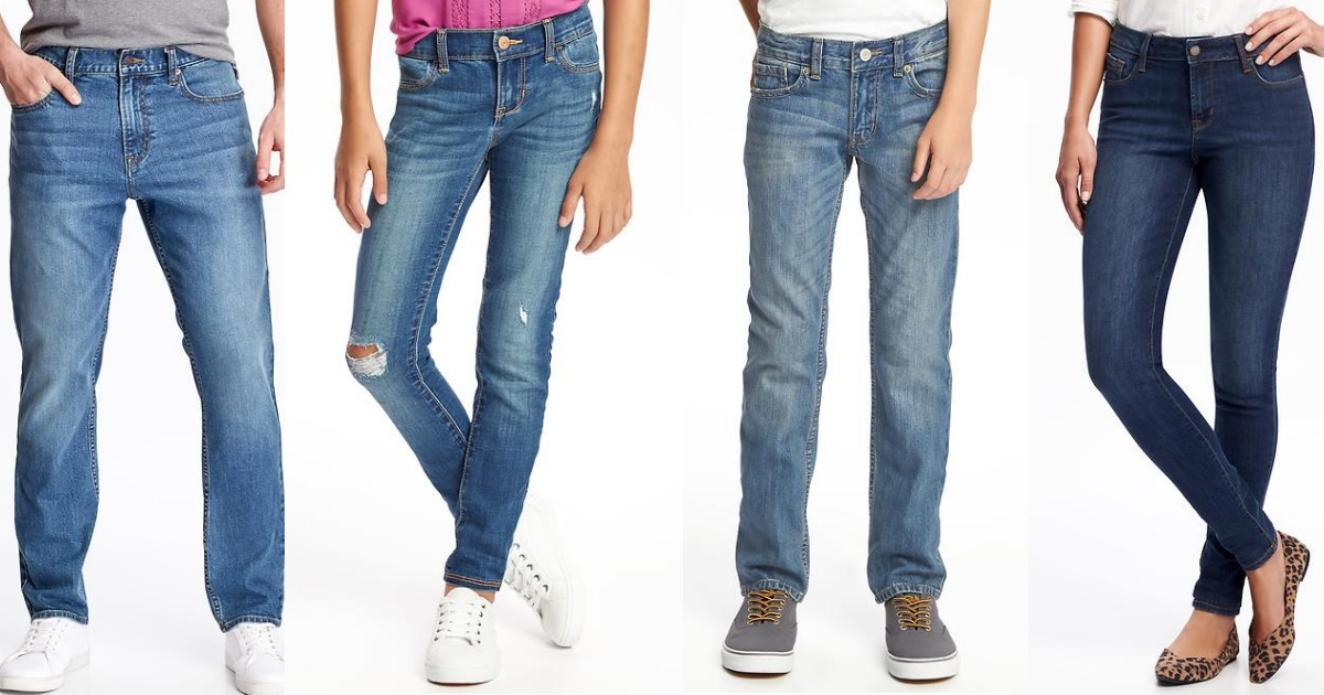 old navy jeans deals coupons