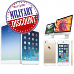Apple Military Discount: Special Pricing on iPhone, Mac, iPad and more