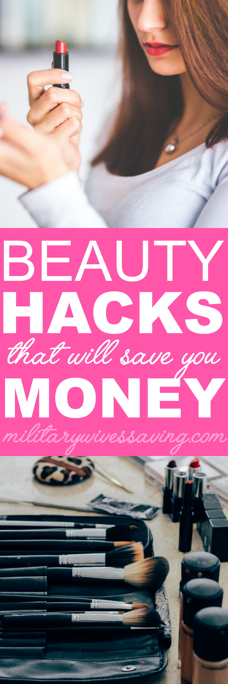 Clever beauty Hacks that can help you save money