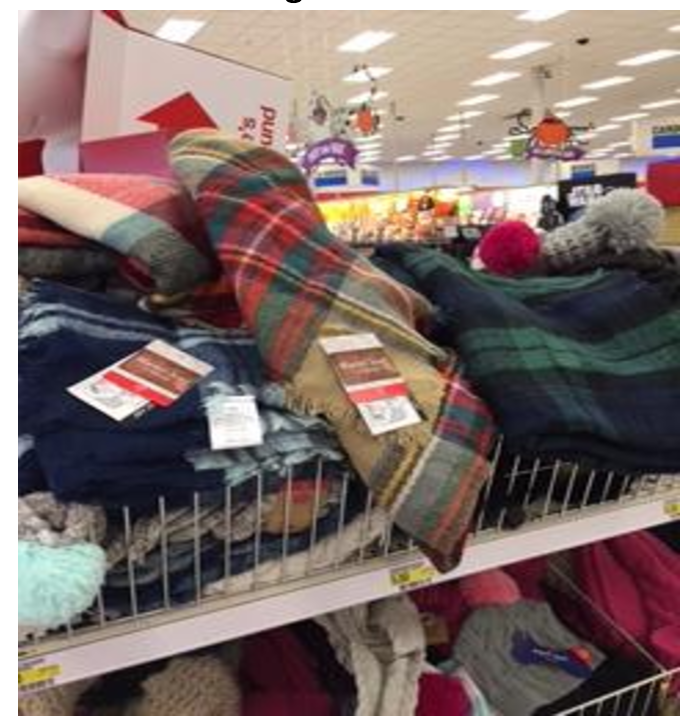 Blanket Scarf Deals at Target