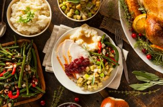 Healthy Thanksgiving Recipes and Alternative Ideas