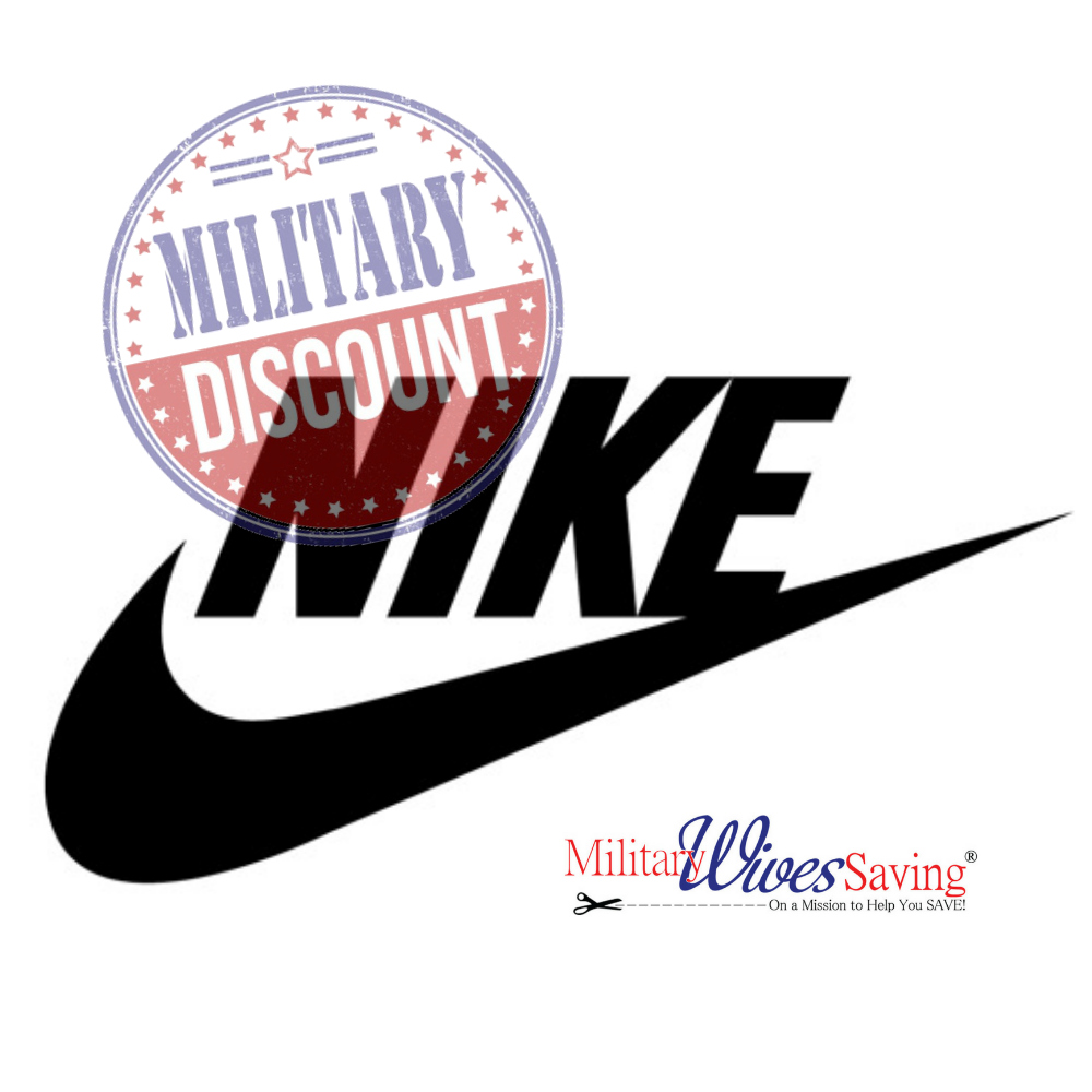 Nike 10% OFF Military Discount
