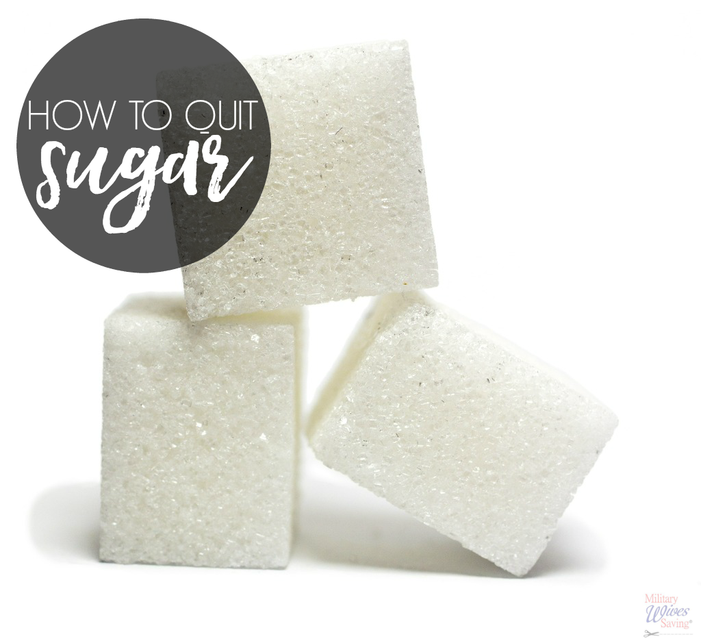 how to quit stop eating sugar no sugar diet