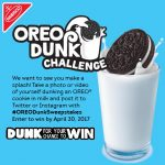 A Favorite Childhood Memory (+ Enter the OREO® Dunk Challenge!)