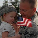 Month of the Military Child: Supporting Children in family divorces