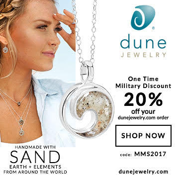 Dune Jewelry Military Discount