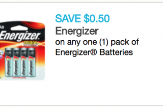 Emergency Preparedness with Energizer® (+ a coupon!)