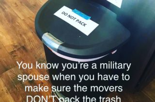 You Know You're a Military Spouse When (Memes)
