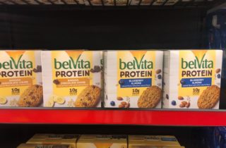 Easy Breakfast Solutions with belVita