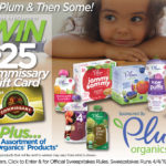Plum Organics Month of the Military Child Giveaway!